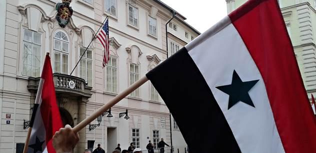 Robert Břešťan: Američané chtějí v Sýrii udržet českou velvyslankyni Evu Filipi. Vydatně jim v tom pomáhá Miloš Zeman