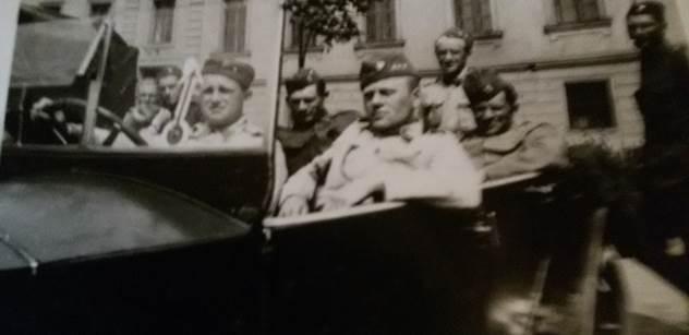 Vzpomínky na českého policistu Koska: Byl u atentátu na Heydricha, viděl zrůdná Henleinova stínítka z lidské kůže...