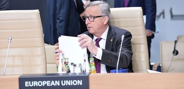 Evropská komise svolala k migraci na neděli do Bruselu minisummit