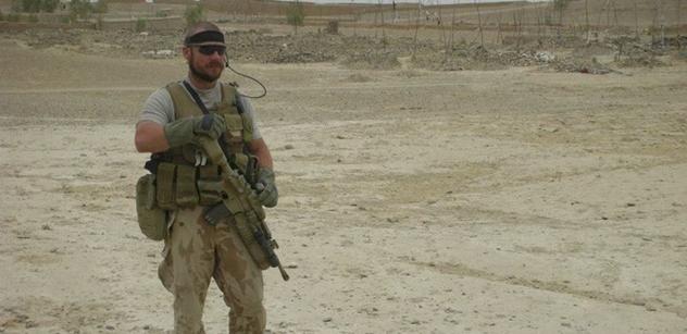 """Bojovník z """"Afghánu"""" velmi zasvěceně: To nebyla válka, ale plnění dílčích úkolů. Místní pomocníci? Neměli jsme jim plně důvěřovat, varovali nás"""