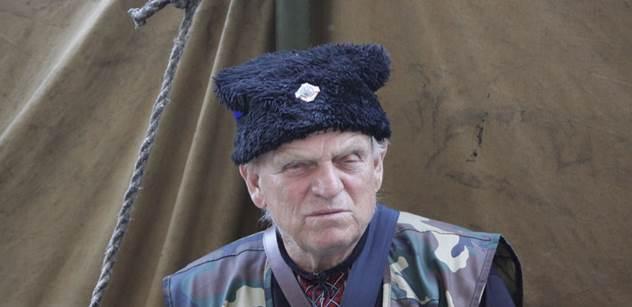 Ukrajinská armáda zajala 18 povstalců, většinou prý Rusů