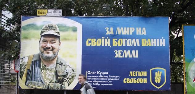 Volby byly také na Ukrajině. Výsledek: Porošenko asi úplně jásat nebude