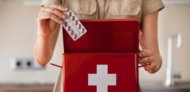 Desatero správné lékárničky
