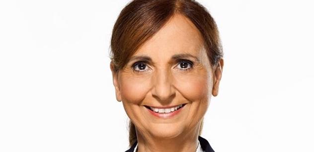 Lidé v politice nevidí tu infekci, která rozežírá EU, říká senátní kandidátka za SPD Valsamisová