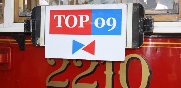 Sejde se krajský sněm TOP 09, bude volit delegáty. A nejen to