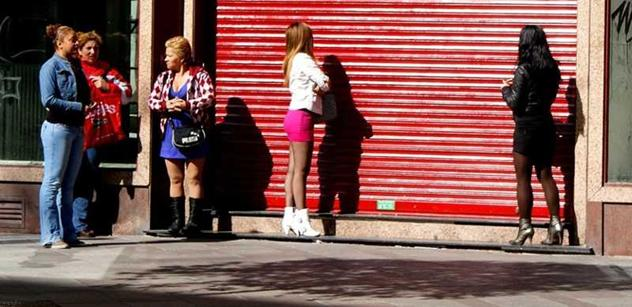 Co s prostitucí? Návrhy zákona skončily zatím v šuplíku
