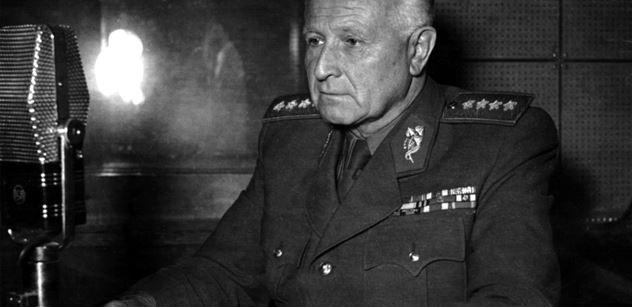 Vladimír Ustyanovič: Politické střepy - Armádní generál Ludvík Svoboda a vzkaz pro pana Tomáše Krystlíka