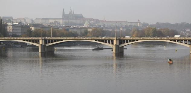 Praha bude hospodařit s příjmy 59,2 mld. Kč a výdaji 77,6 mld. Kč