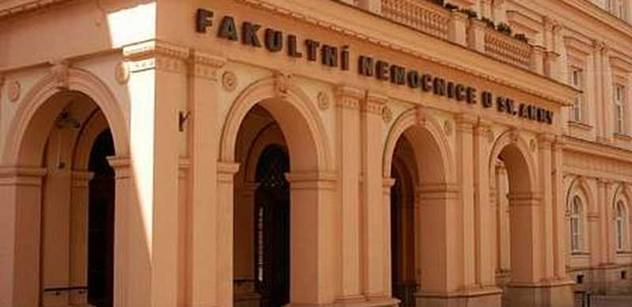 Fakultní nemocnice u sv. Anny v Brně má nový pavilon intenzivní medicíny