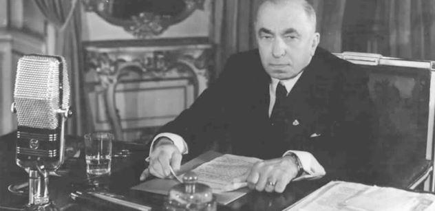 Milan Mundier: Za léta 1939–1945 se Češi rozhodně nemusí stydět