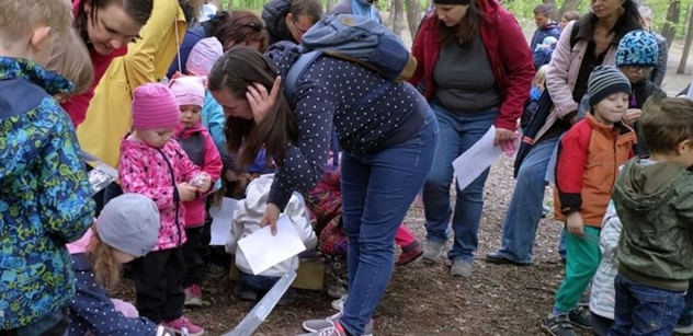 Pohádkový les Prahy 5 na Barrandově přilákal více než jedenáct tisíc lidí