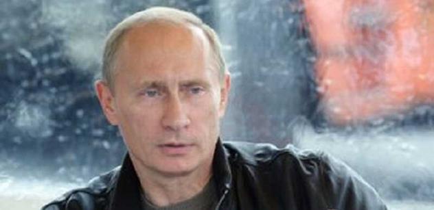 To si děláte legraci... Vladimir Putin předložil Američanům něco, na co zůstali jen koukat