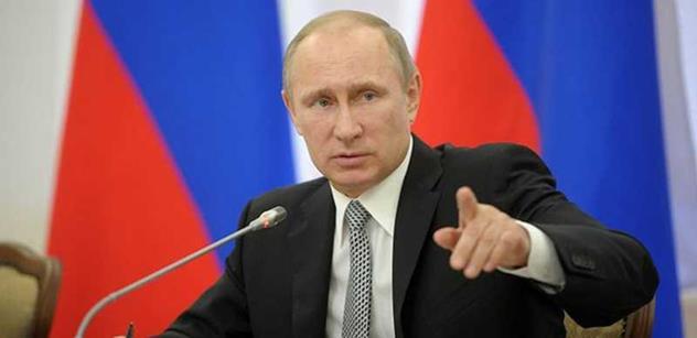 Pravicový myslitel: Rusko je pravicovější než Západ a Putin se jeví jako zodpovědný vládce