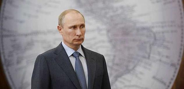 Rusku vládne zlý kouzelník a vše je podřízeno jeho (zlo)vůli. Geopolitolog Romancov se rozepsal při výročí