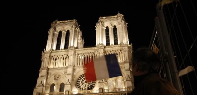 Muslim z Prahy: Cítím smutek. Ti vrazi zabíjeli i mým jménem