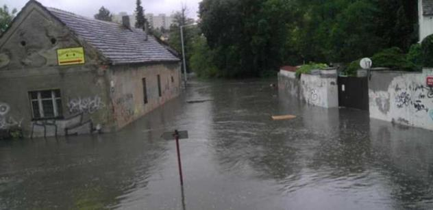 ČAP: Češi se povodní nebojí