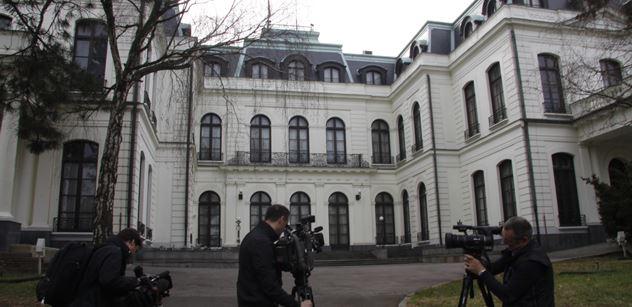V úterý se bude protestovat u ruské ambasády na podporu Olega Sencova