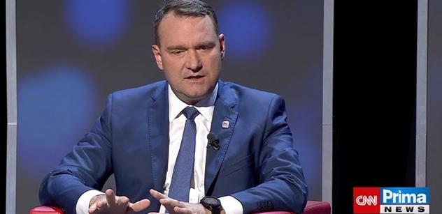 """Fiala (SPD): Když nebude fungovat dobrovolnost, má přijít na řadu """"povinná solidarita"""""""