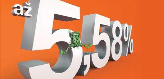 Stavební spoření Wüstenrot zhodnotí vklady až 5,58 % p.a.