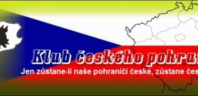 Stanovisko vedení Národní rady Klubu českého pohraničí, z. s.