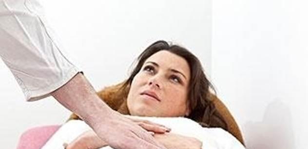 Zhoubné i nezhoubné nádory vaječníků