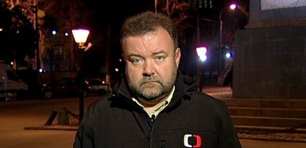 Rusko porušilo pravidla a provedlo agresi. S Miroslavem Karasem o ní promluvil ukrajinský námořník Serhij Hajduk