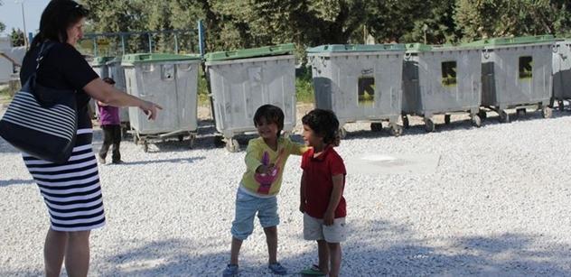 """""""Pro Prahu by to byly čtyři děti, pro Liberec dvě. To je přece nic."""" Syrští sirotci přijdou?"""