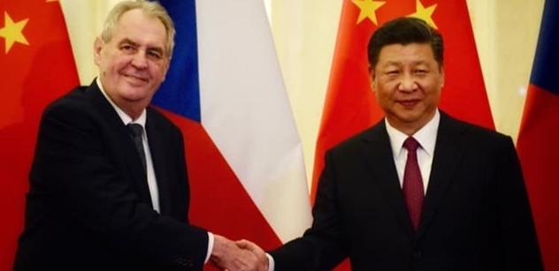 Čínský tlumočník českých prezidentů odhaluje: Co si o této zemi myslel Václav Havel?