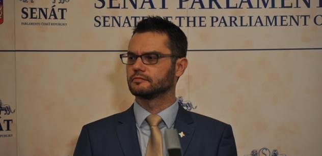 Polčák (STAN): Maďarsko nejde demokratickou cestou