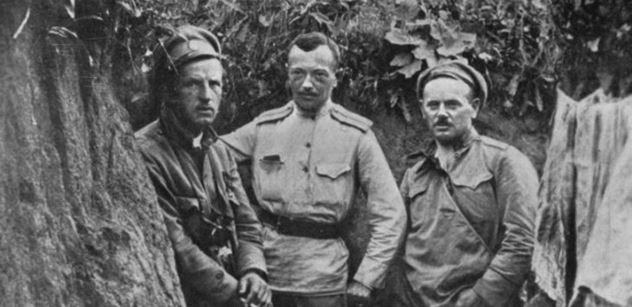 Sebevražda plukovníka Švece. Hrdinství nebo zoufalství? Zamyšlení nad osudem chrabrého legionáře