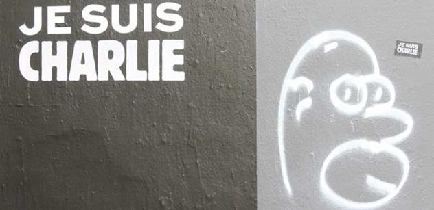 """Halík v Havlově knihovně znovu burcoval proti """"hrdinům"""" z Charlie Hebdo. Zakročil Tabery"""