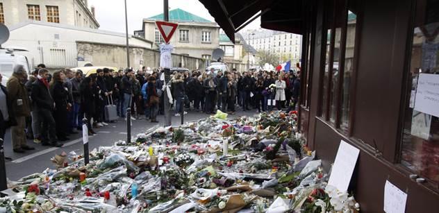 Ladislav Větvička: Ještě několik otázek k pařížskému divadlu, které by neměly zapadnout.  A imigranti mezitím...