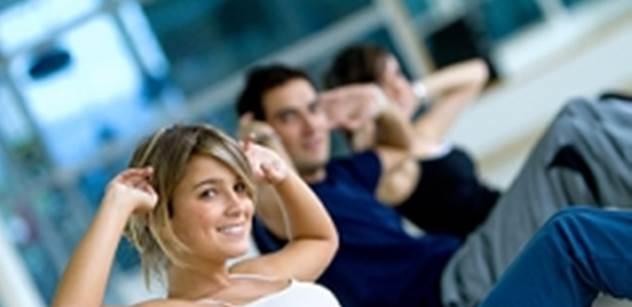 Jak si zvolit správné fitness centrum?