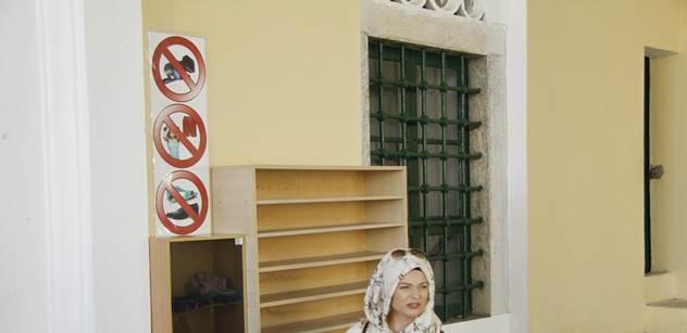 Čeští muslimové odsoudili teroristické útoky v Bruselu