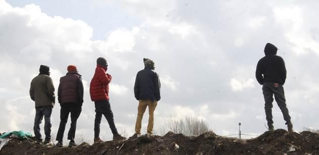 Jan Urbach: Migranti opět v Calais