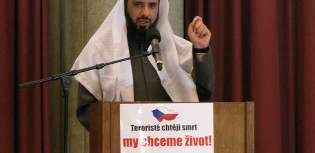 My vás rádi mít nebudeme. Islám ctí jiné hodnoty. Muslimský učenec má vzkaz pro levicové liberály