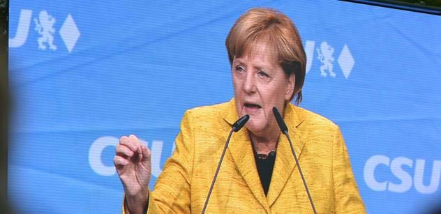 Konečné výsledky: AfD nakonec získala 12,6 procenta, Merkelová 33