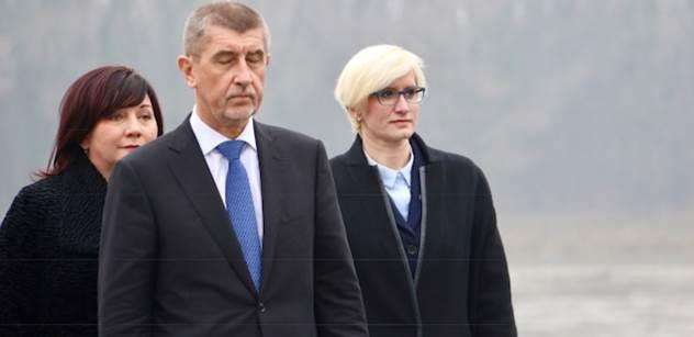 """Babiš vystoupil a dal Zemanovi několik """"rad nezkušeného politika"""". A podivil se, kolik  lidí volilo nejzkorumpovanějšího premiéra v dějinách"""