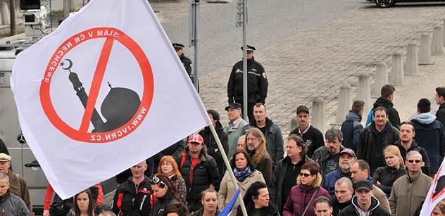 Čulík: Iniciativa Islám v ČR nechceme se dopouští verbálních trestných činů