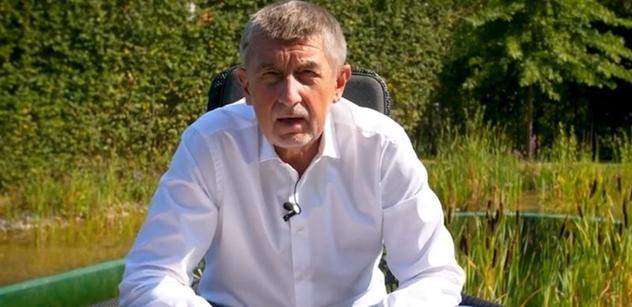 Premiér Babiš: Chci dát lidem jistotu, že budou mít dost peněz