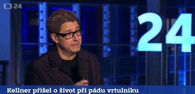 Vladimír Mlynář si v rádiu zahrál na Miloše Zemana: Pane redaktore, toto je to nejhloupější, co člověka napadne