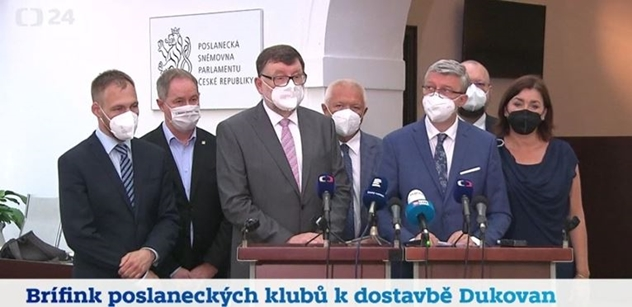 Havlíček a opozice: Dohodli jsme se na Dukovanech. Na Rusku a Číně