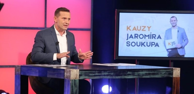Jaromír Soukup si v Kauzách posvítí na Pražský dopravní podnik i Metrostav