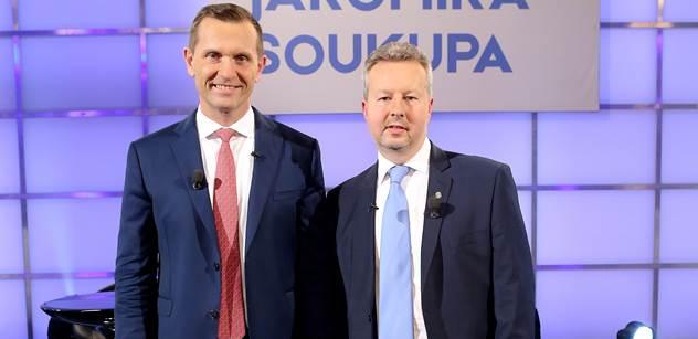 TV Barrandov: Arény Jaromíra Soukupa zasáhly 592 tisíc diváků