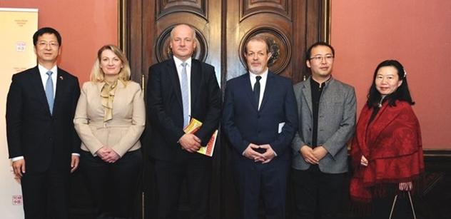 Tradiční čínská medicína má v Praze nové centrum