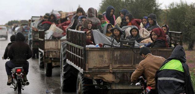 Lidé utíkají. Hrozný strach. Turecko páchá masakr po boku s Islámským státem! Západ mlčí, naše ostuda. FOTO a zásadní informace o dění v Afrínu. A petice