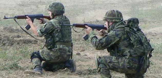 Nechceme tady vojska USA. A Ruska se nebojíme, promluvili Češi