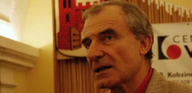 Petr Bílek: Chvála stáří