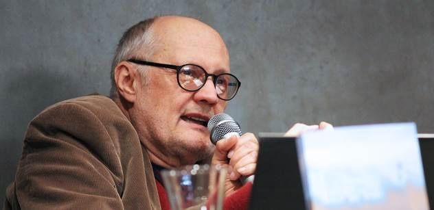 Profesor Václav Bělohradský: Ať euro skončí. Je to žalář národů, odsuzuje je k utrpení