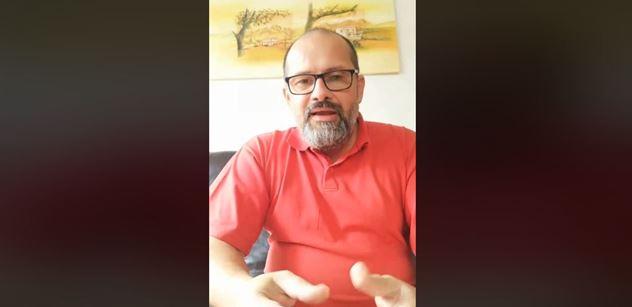 """VIDEO Ruský agente, rozkryj se! Český herec si udělal """"p*del"""" z BIS. A co se mu nestalo..."""